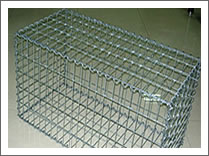 welded gabions wall